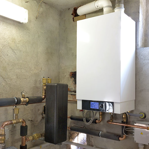 Installation chaudière à condensation Lyon, Chambéry, Annecy